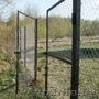 Ворота и калитки  c дотавкой по рб